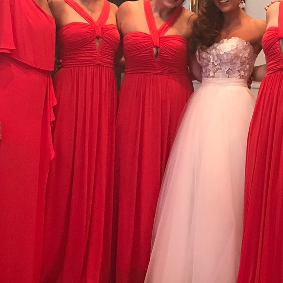 BCBGMaxAzria Dresses & Skirts - BCBG Berry dress